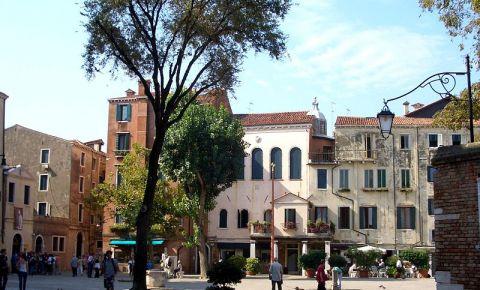 Ghetoul Evreiesc din Venetia