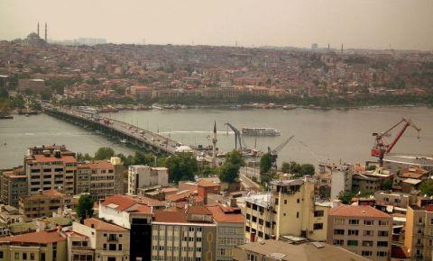 Golful Cornul de Aur din Istanbul
