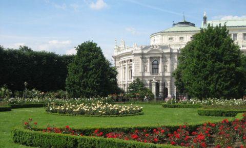 Gradina Poporului din Viena
