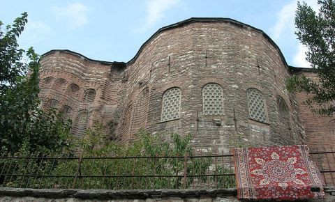 Moscheea Trandafir din Istanbul