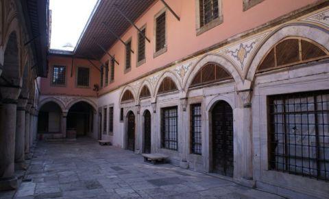 Haremul, Palatul Topkapi