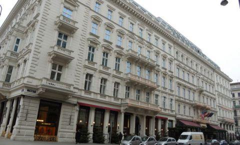 Hotelul Sacher din Viena