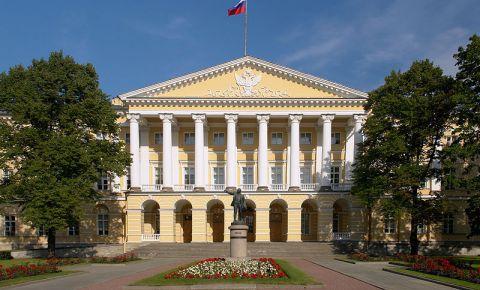 Institutul Smolny din Sankt Petersburg