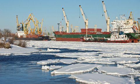 Insula Kanonersky din Sankt Petersburg