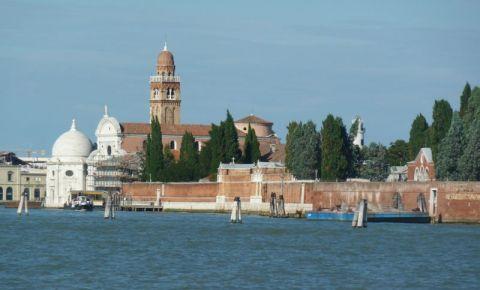 Insula San Michele din Venetia