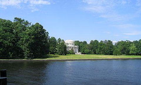 Insula Yelagin din Sankt Petersburg
