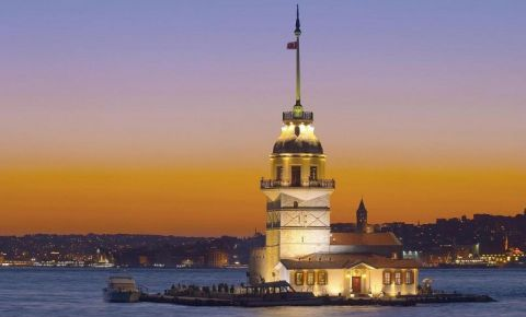 Turnul lui Leandru din Istanbul