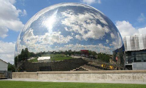 La Geode din Paris