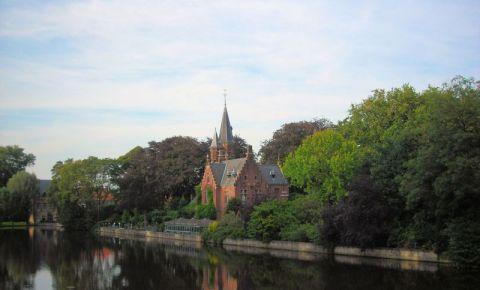 Lacul Iubirii din Bruges