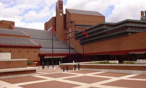 Libraria Britanica din Londra