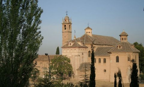Manastirea Cartuja din Granada