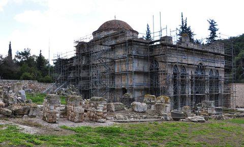 Manastirea Dafni din Atena