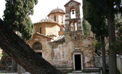 Manastirea Kaisariani din Atena