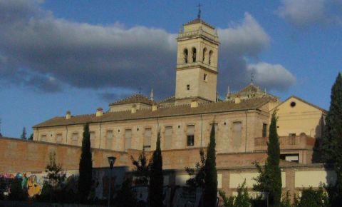 Manastirea San Jeronimo din Granada