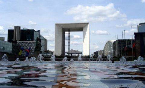 Marele Arc al Apararii din Paris