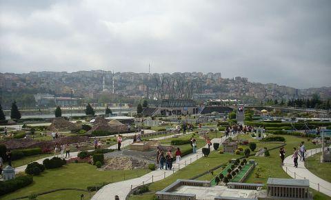 Parcul de Miniaturi din Istanbul