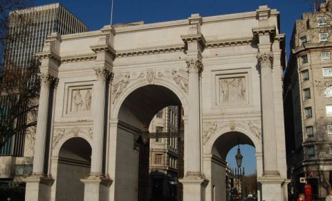 Monumentul Marble Arch din Londra