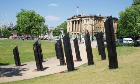Monumentul Noua Zeelanda din Londra