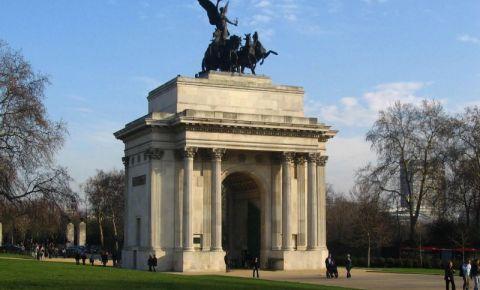 Monumentul Wellington Arch din Londra