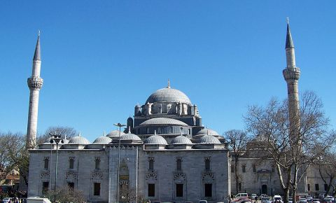 Moscheea Baiazid din Istanbul