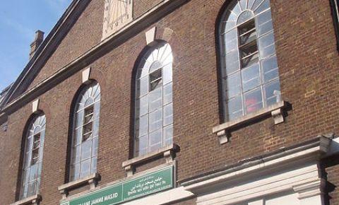 Moscheea Brick Lane din Londra