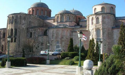 Moscheea Zeyrek din Istanbul