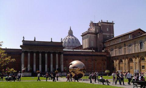 Muzeele Vaticanului din Roma