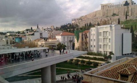 Muzeul Acropole din Atena