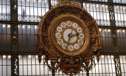 Muzeul d'Orsay din Paris