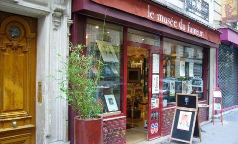 Muzeul Fumatului din Paris