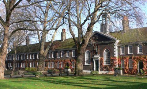 Muzeul Geffrye din Londra