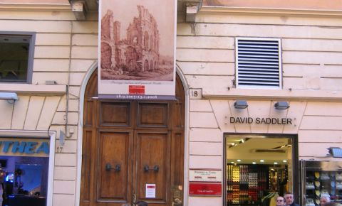 Muzeul Goethe din Roma