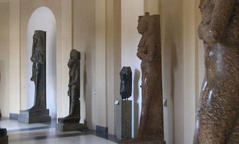 Muzeul Gregoriano Egizio din Roma