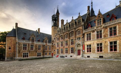 Muzeul Gruuthuse din Bruges