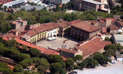 Muzeul in Aer Liber Pueblo Espanol din Barcelona