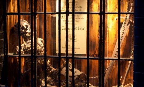 Muzeul Inchisorii Clink din Londra