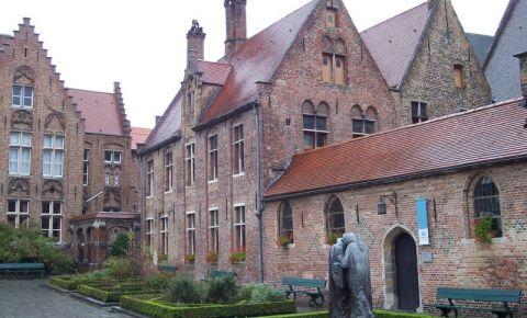 Muzeul Janshospitaal din Bruges