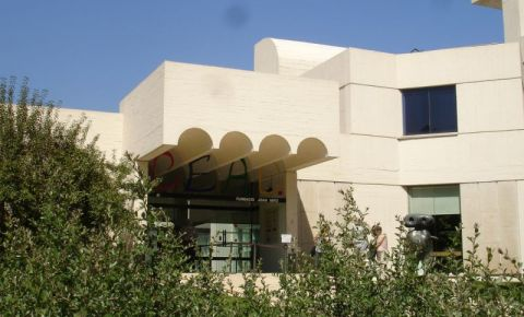 Muzeul Joan Miro din Barcelona
