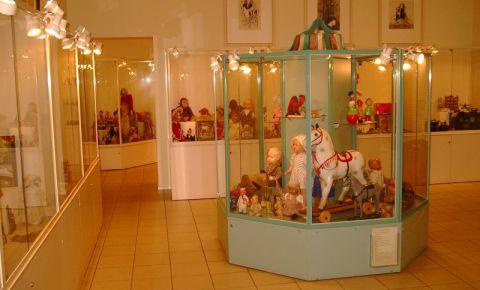 Muzeul Jucariilor din Sankt Petersburg