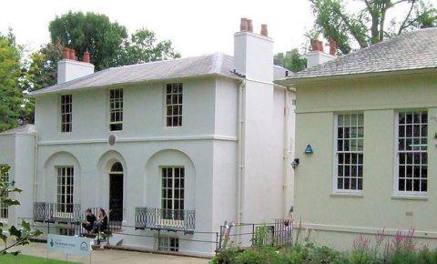 Muzeul Keats din Londra