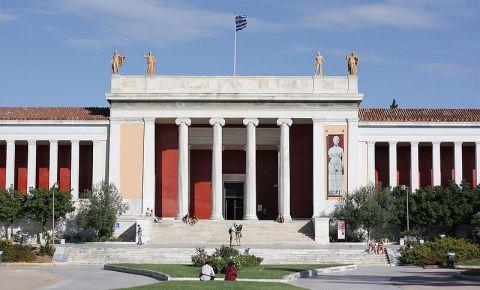 Muzeul National de Arheologie din Atena