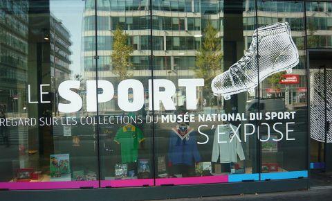 Muzeul National de Sport din Paris