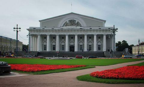Muzeul Naval din Sankt Petersburg