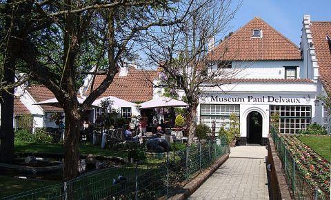 Muzeul Paul Delvaux din Bruges