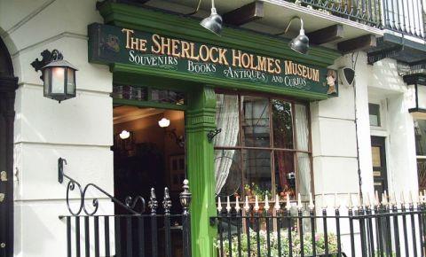 Muzeul Sherlock Holmes din Londra