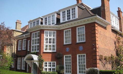 Muzeul Sigmund Freud din Londra