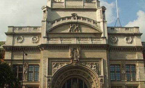 Muzeul Victoria si Albert din Londra
