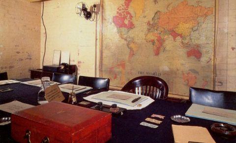Muzeul Winston Churchill din Londra