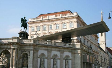 Palatul Albertina din Viena