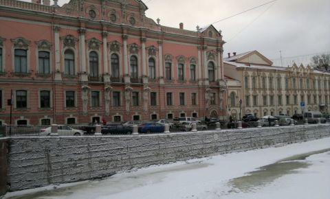 Palatul Beloselsky Belozersky din Sankt Petersburg